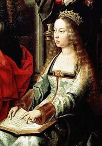 Karalienė Izabelė I