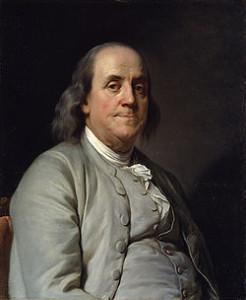 Bendžaminas Franklinas