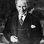 Mustafa Kemalis Atatiurkas
