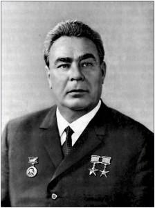 Leonidas Brežnevas